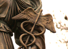 caduceus detail